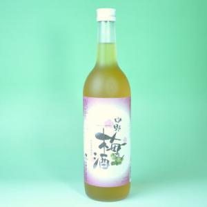 紀州南高梅使用 中野梅酒720ml 中野BC(和歌山県産)|bunza