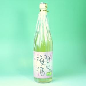 紀州初恋梅酒 720ml 紀の司酒造(和歌山県産)|bunza