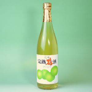 紀州完熟梅酒720ml・平和酒造・紀州南高完熟梅使用(和歌山県産) bunza