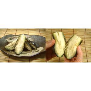 夏の味覚 泉州産 水なす(ぬか漬)1個入  冷蔵便 (高級食材 最高級)水ナス糠漬け|bunza|05