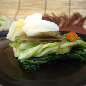白菜漬 250g|bunza