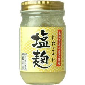 塩麹140g瓶入り 丸新本家(しおこうじ・塩こうじ)〔常温保存対応〕|bunza