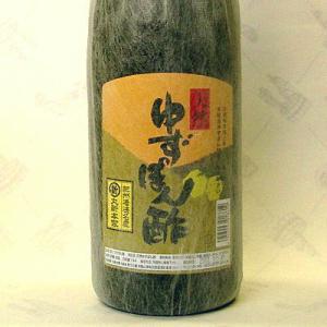 ゆずポン酢 1.8リットル(紀州和歌山産)  丸新91818|bunza