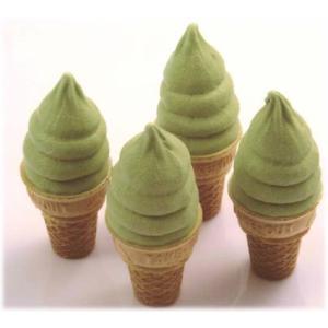 グリーンソフト18個入 玉林園の抹茶ソフトクリーム  冷凍便 bunza