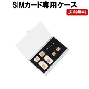 SIMカード ケース/SIM カード ケース ホルダーとなります。