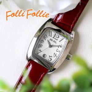 フォリフォリ 腕時計 レディース FOLLI FOLLIE ...
