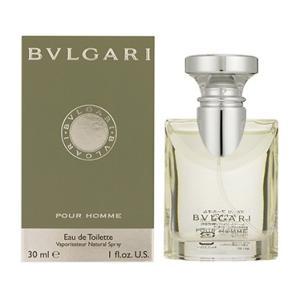 BVLGARI ブルガリ 香水 フレグランス メンズ プールオム オード トワレ 30ml 人気 ブランド フレグランス 男性用|burlington