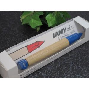 ラミー シャープペン LAMY ABC キッズ用 L109 ブルー 青 シャープ ペンシル おしゃれ かわいい 筆記具 子供用 ギフト プレゼントの画像