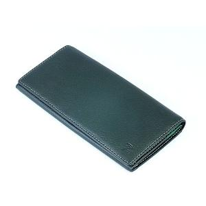 長財布 メンズ 二つ折り アーノルドパーマー ARNOLD PALMER AP-T110-GR グリーン 緑 本革