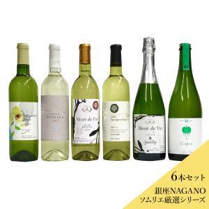 カジュアル 泡・白 夏ワイン 6本セット(沖縄別途590円)信州産 白ワイン 20歳未満の飲酒・販売は法律で禁止されています|busan-nagano