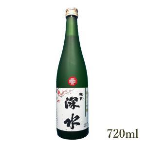 伊東酒造 純米大吟醸 深水(しんすい)720ml 日本酒 送料込(沖縄別途240円)※20歳未満の飲酒・販売は法律で禁止されています|busan-nagano