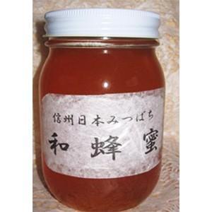 信州日本みつばちの蜂蜜600g