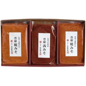 長野・丸正醸造 二年味噌詰合せ(豊穣茜みそ、豊穣糀みそ)|送料込|busan-nagano