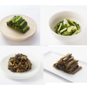 野沢菜漬味くらべセット8個入り|送料込|busan-nagano|02