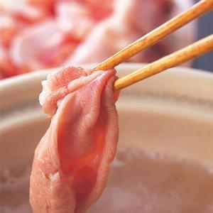 蓼科豚 しゃぶしゃぶ用ロース肉 760g|送料込|busan-nagano