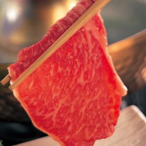 信州牛 しゃぶしゃぶ用もも肉 350g|送料込|busan-nagano