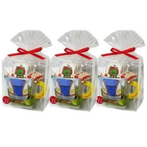金鵄園・林檎はちみつ焙じ茶5P(新幹線)×3袋セット|送料込|busan-nagano