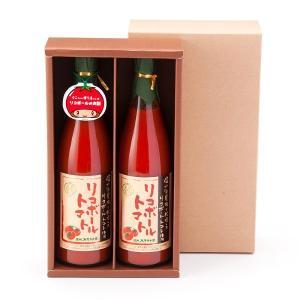 【お中元用】リコボールトマトジュースギフト |送料込|busan-nagano