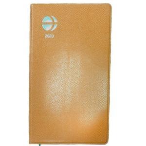 2019年版長野県民手帳 【フローラルピンク】カレンダーはマス目式|送料込。ゆうメールで出荷いたします。|busan-nagano|02