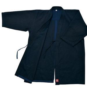 日本製の武州正藍染・背継一重織剣道着上衣単品です。  品と使いやすさを追求した国産実戦型剣道衣です。