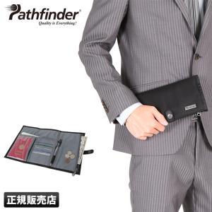 姉妹店なら最大P32% パスファインダー パスポートケース トラベルドキュメント アベンジャー PF1812