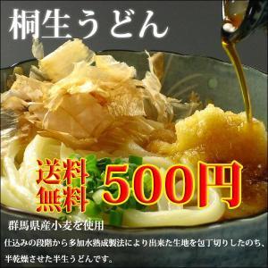 職人こだわりの桐生うどん 麺130g×3袋(3人前) 中里商店 |bussan10