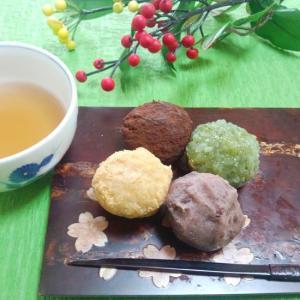 一口和菓子 おはぎセット 四季慈庵|bussan10