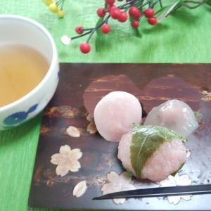 一口和菓子 桜セットミニ ひな祭り 桃の節句 ホワイトデー 花見 四季慈庵|bussan10