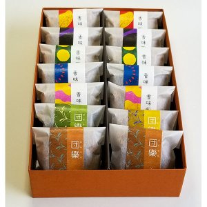 大阪 お土産 粟おこし「香味煎菓」(14袋入り) bussan10