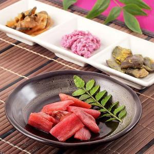 新潟長岡野菜 手作り 漬物 4種 詰合せ ギフト|bussan10