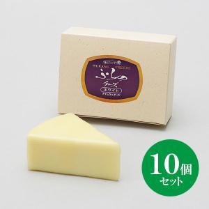 北海道 富良野チーズ工房 ホワイト 10個|bussan10