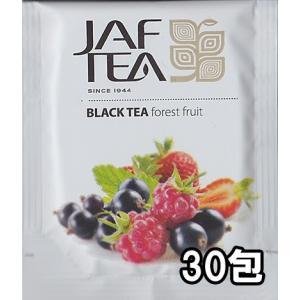 フォーレストフルーツ 30包 おいしい紅茶シリーズ JAF TEA 紅茶 送料無料 ティーバッグ フレーバーティー|bussan10