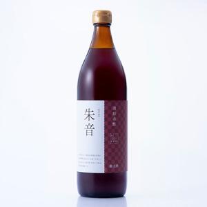 粕赤酢 潤朱(うるみ)900ml|bussan10