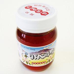 りんご 蜂蜜 国産 はちみつ ハチミツ 500g 荻原養蜂園|bussan10