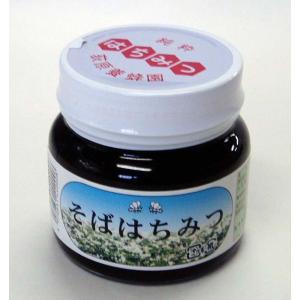 そば蜂蜜 国産はちみつ ハチミツ 300g 荻原養蜂園|bussan10