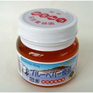 ブルーベリー蜂蜜 国産はちみつ ハチミツ 300g 荻原養蜂園|bussan10