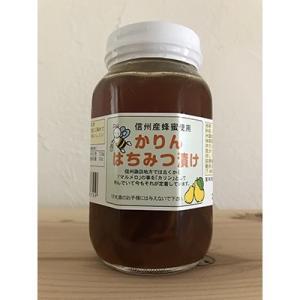 かりん蜂蜜漬け 国産はちみつ ハチミツ 500g 荻原養蜂園|bussan10