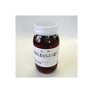 高麗人参蜂蜜漬け 国産はちみつ ハチミツ 950g 荻原養蜂園|bussan10