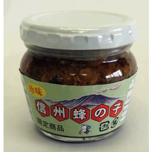 蜂の子味付 荻原養蜂園|bussan10