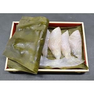 ウマヅラハギ 魚津寒ハギ 昆布締め刺身 bussan10 02