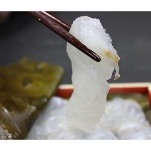 ヒラメ 平目 昆布締め刺身|bussan10