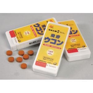 醗酵ウコン粒(25粒)スライドケースタイプ(20個入)|bussan10