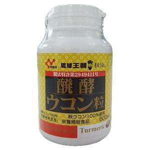 醗酵ウコン粒(600粒)通販限定プラボトル|bussan10