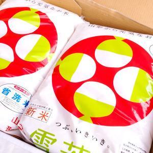 山形県産雪若丸 10kg(5kg×2袋) すわげんの省洗米|bussan10