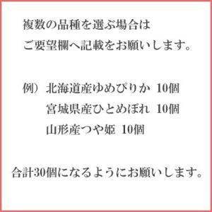 引越し 挨拶 退職 お礼 プチギフト 全8種類から選択 お米(手渡し袋付き) 30個セット|bussan10|06