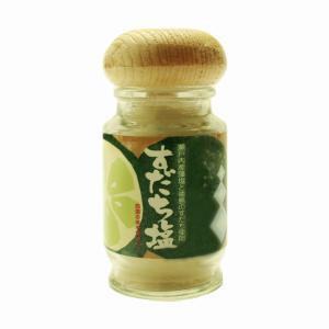 すだち塩 瀬戸内産藻塩と徳島のすだち使用|bussankan