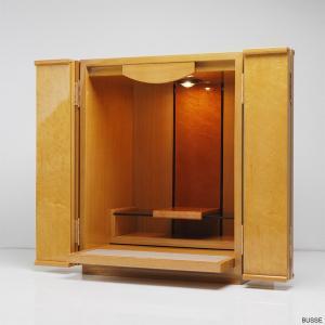 仏壇 ミニ仏壇 ボヤージュ メープル|busse