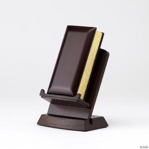 モダン過去帳セット たわわ 3号(3寸) ウォールナット WAL 日入り|busse