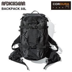 AFDICEGEAR Backpack 33L / バックカントリーバックパック|bussel