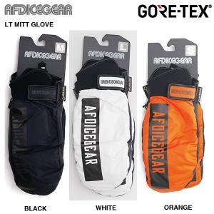 AFDICEGEAR GORE-TEX LT MITT GLOVES ゴアテックス ライトミットグロ...